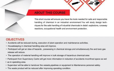 Handling Chemical Design for Safe Handling