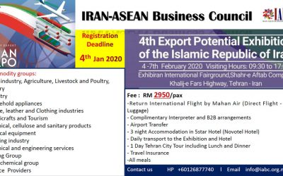 4th IRAN EXPORT POTENTIAL EXHIBITION