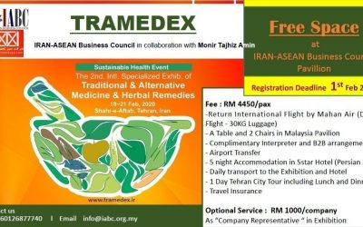 TRAMEDEX, Exhibition of Traditional and Alternative Medicine and Herbal Remedies