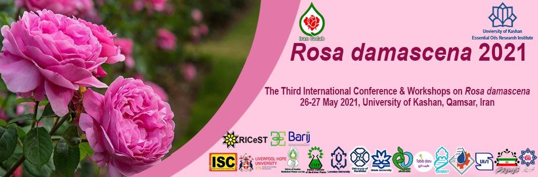 Third conference onRosa damascena 2021