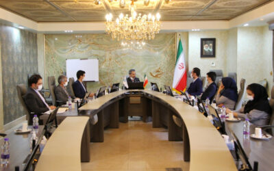 Interaction between Isfahan Chamber of Commerce(ICC) and IRAN-Asean Business Council(IABC)