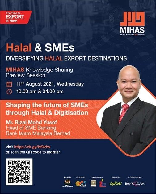 Shaping the future of SMEs through Halal & Digitalisation from Bank Islam Malaysia Berhad – BIMB